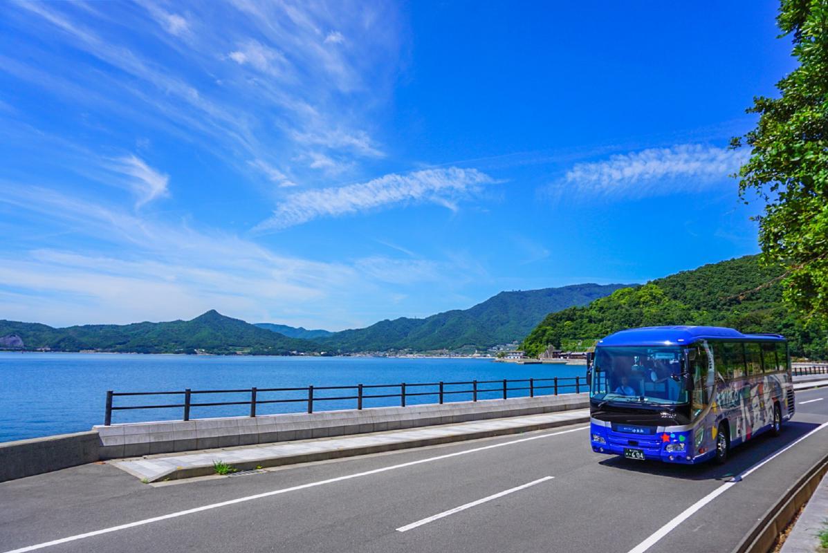観光 レンタカー 小豆島